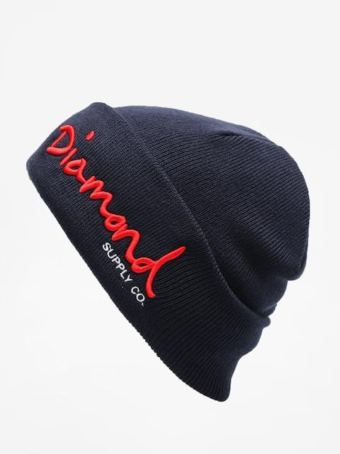 Diamond Supply Co. Og Script Beanie (navy)
