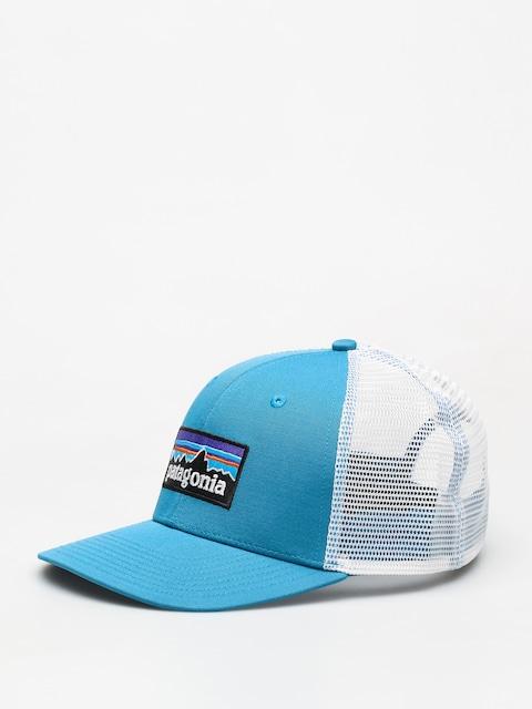 Patagonia P 6 Logo Trucker ZD Cap (lumi blue)