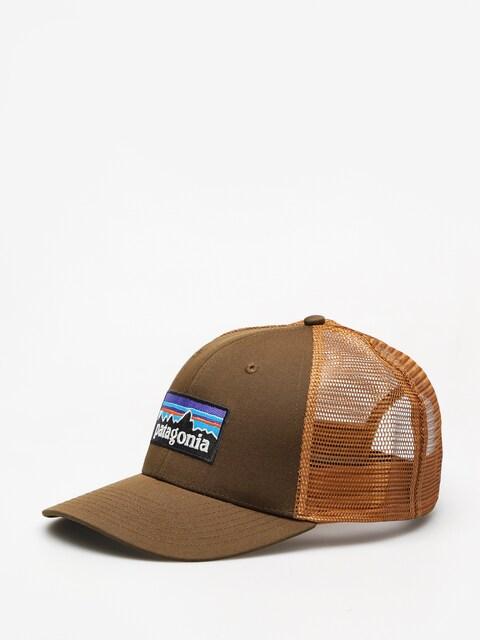 Patagonia P 6 Logo Trucker ZD Cap (sediment)