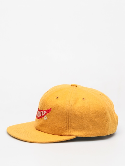 Turbokolor Cap 6Panel Wool ZD (sand)