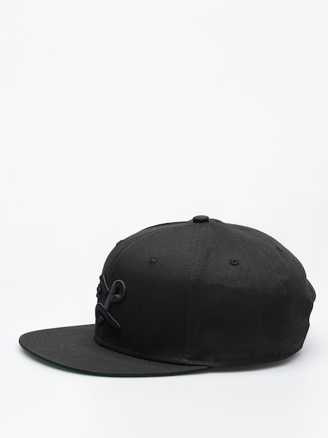 LRG Cap Down With The L ZD (black beauty)