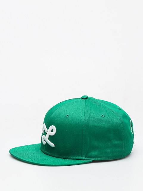 LRG Down With The L ZD Cap (kelly green)