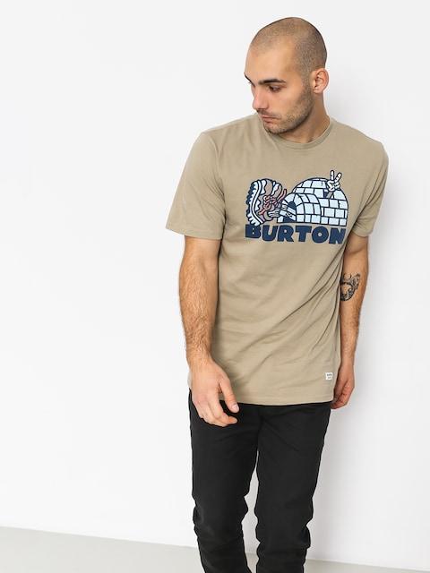 Burton T-shirt Cupajo (silver sage)