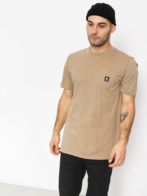 Burton T-Shirt Colfax (dune)