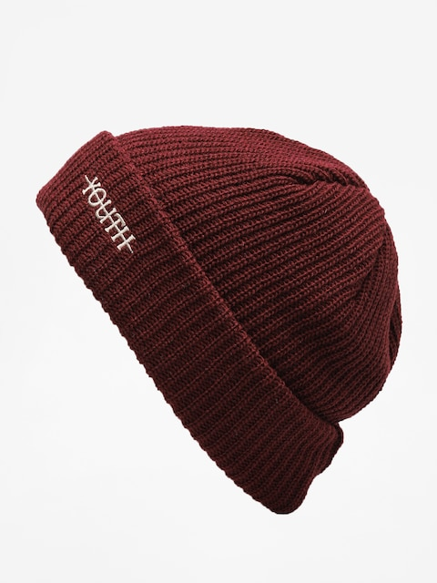 Youth Skateboards Devil Beanie (burgundy)