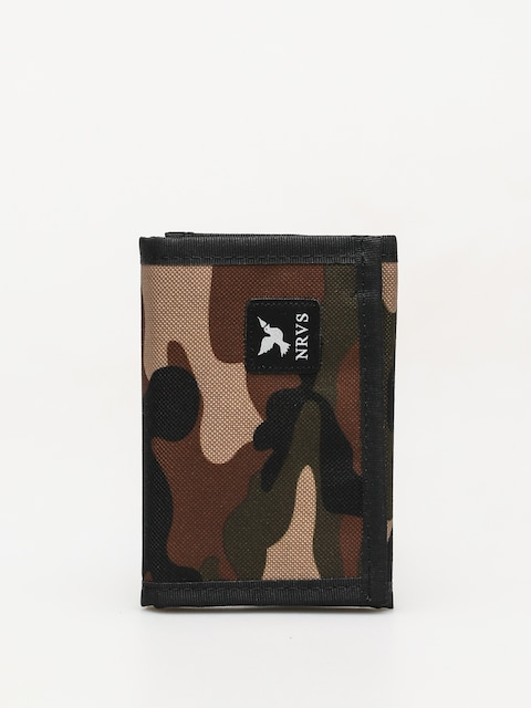Nervous Icon Wallet (camo)