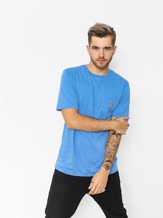 Brixton T-shirt Stith Wl Pkt (washed royal)