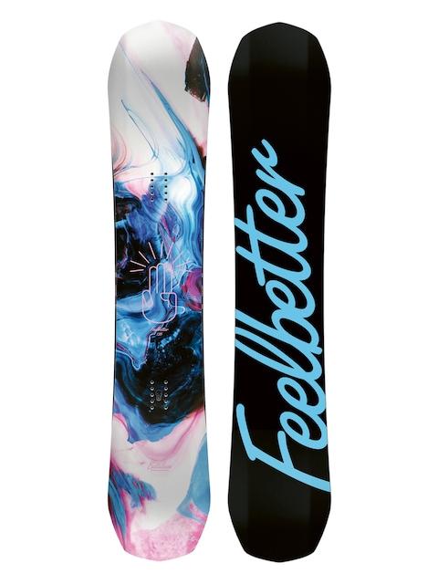 Bataleon Snowboard Feelbetter Wmn (black/blue)