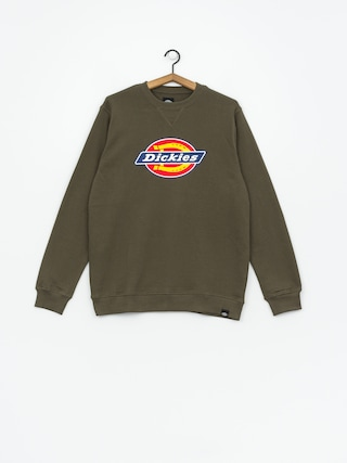 Dickies Harrison Sweatshirt (dark olive)