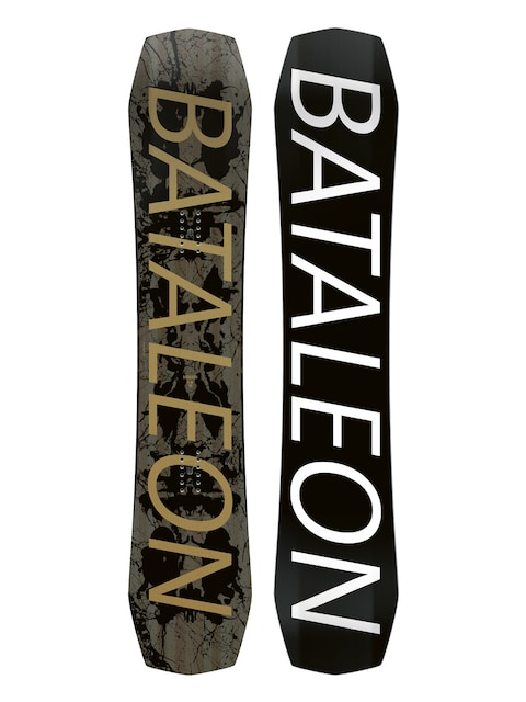 Bataleon Snowboard Global Warmer (black/white)