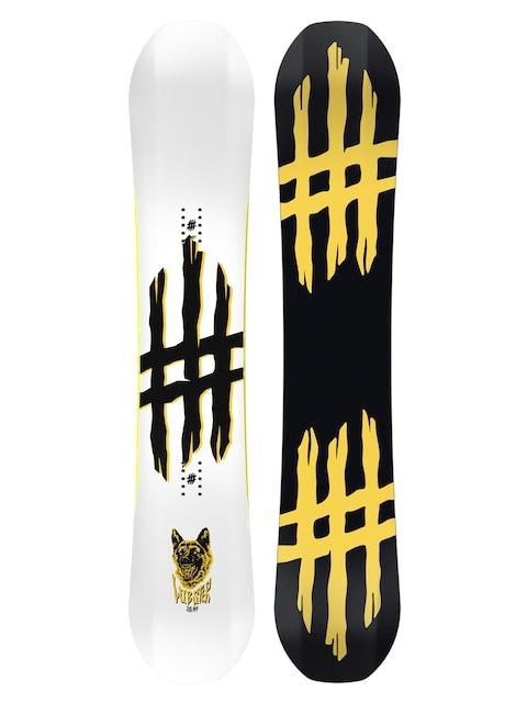Lobster Snowboard Jib (black/yellow)