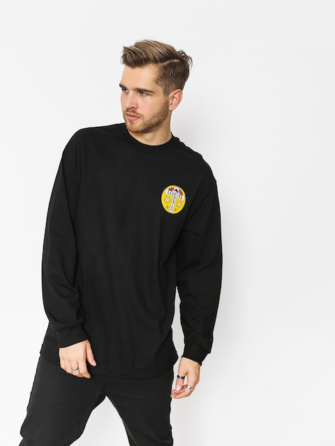 Emerica Longsleeve Cryptic (black)