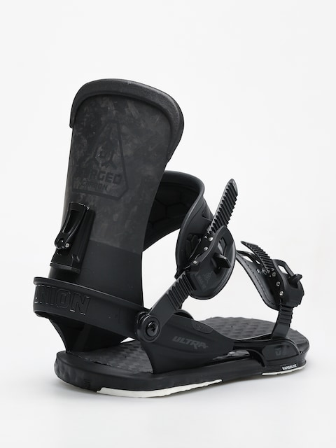 Union Snowboard bindings Ultra (black)