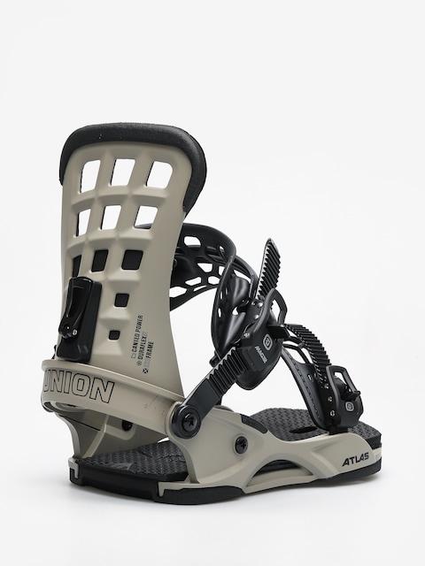 Union Snowboard bindings Atlas (matte gray)