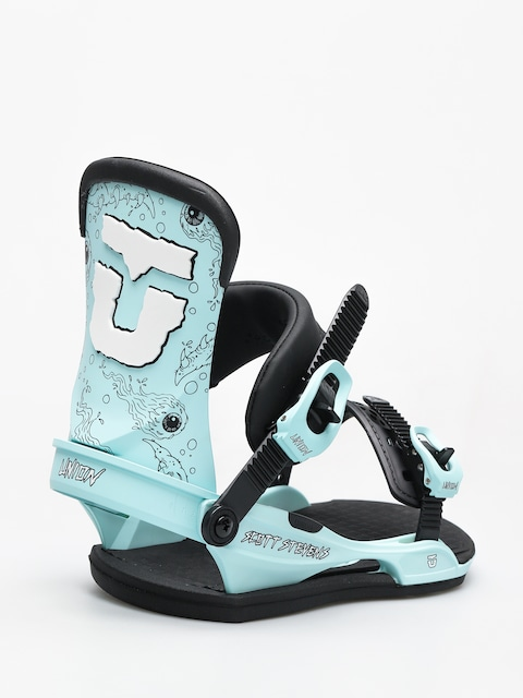 Union Snowboard bindings Scott Stevens (blue)