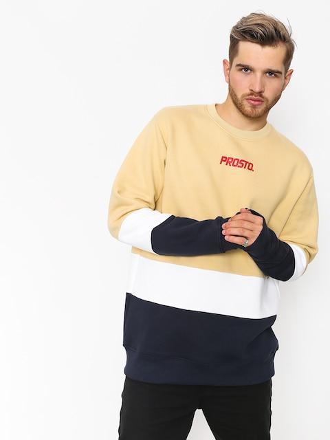 Prosto Sweatshirt Social (ginger)
