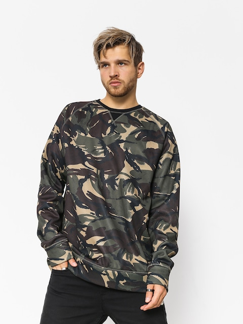 Burton Active sweatshirt Crown Bndd Crew (seersucker camo)