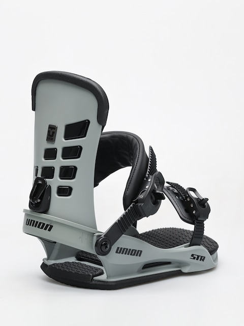 Union Snowboard bindings STR (stone)