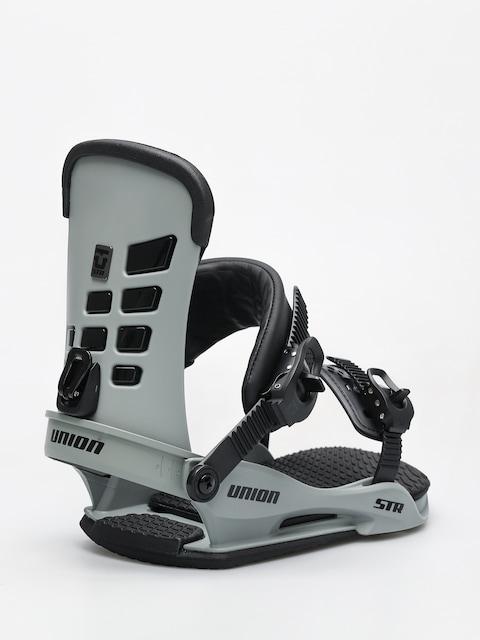 Union Snowboard bindings STR (stone)
