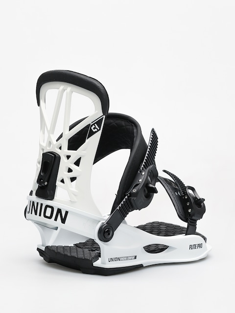Union Snowboard bindings Flite Pro (white)