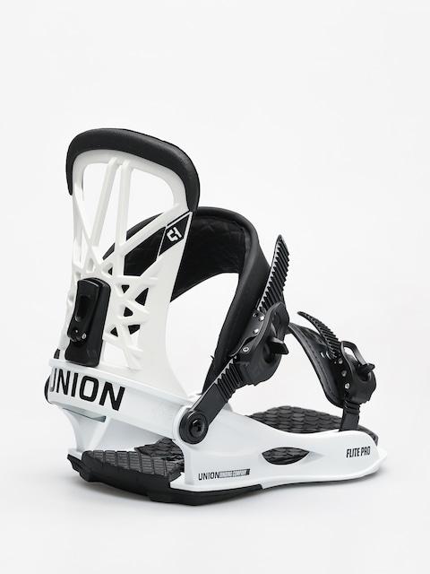 Union Snowboard bindings Flite Pro (white)