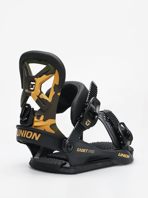 Union Snowboard bindings Cadet Pro (camo)