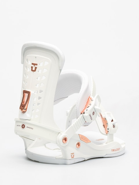 Union Snowboard bindings Trilogy Wmn (white)