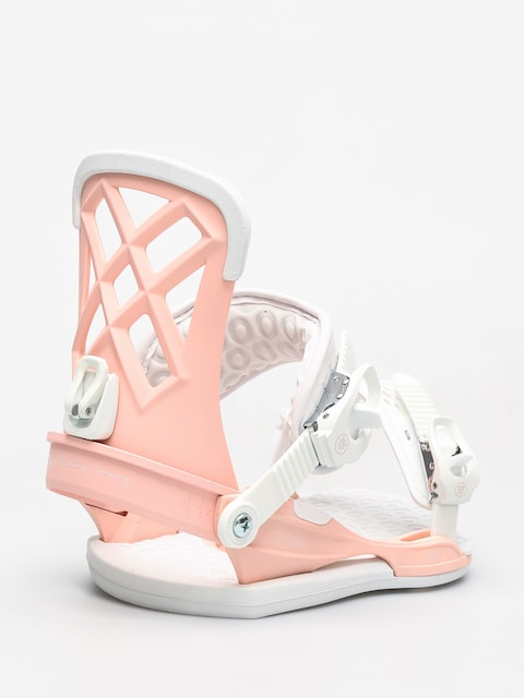 Union Snowboard bindings Milan Wmn (pink)