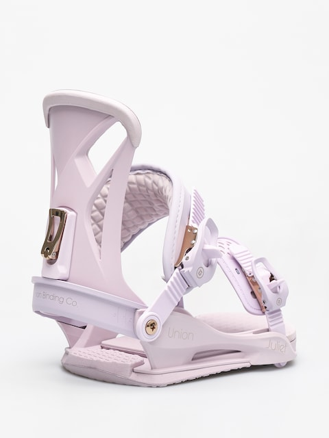 Union Snowboard bindings Juliet Wmn (lavender)