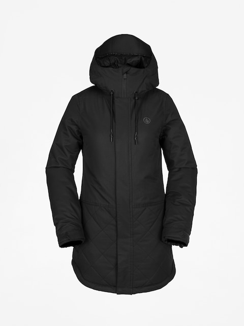 Volcom Winrose Ins Snowboard jacket Wmn (blk)
