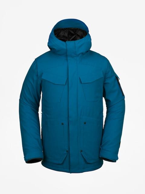 Volcom Vco Inferno Ins Snowboard jacket (blu)