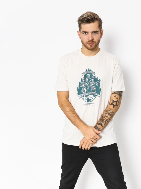 Turbokolor T-shirt Son (ecru)