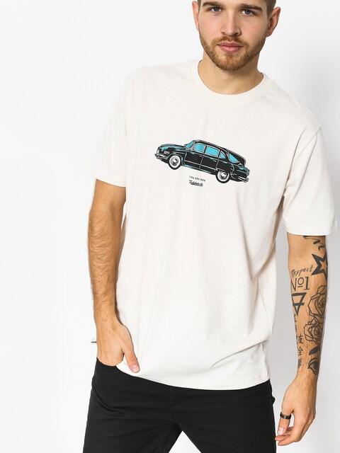 Turbokolor T-shirt Tatra 58 (ecru)