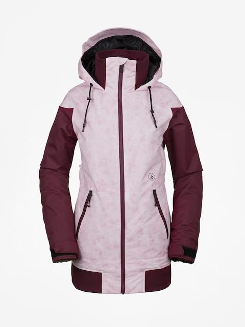 Volcom Meadow Ins Snowboard jacket Wmn (pnk)