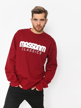 MassDnm Sweatshirt Classics (claret)