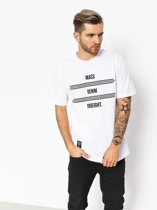 MassDnm T-shirt Line Up (white)