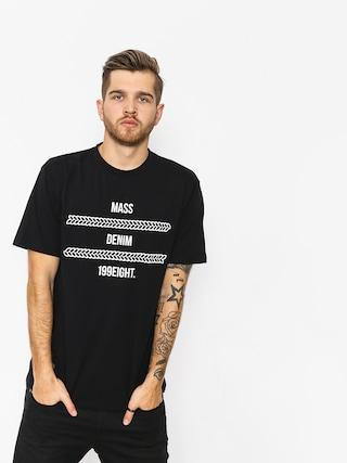 MassDnm T-shirt Line Up (black)