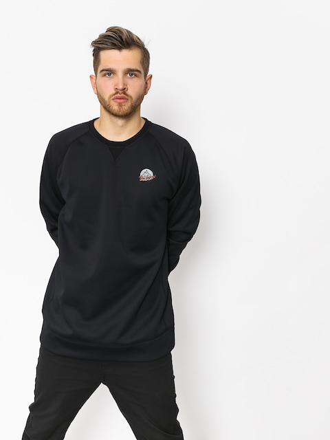 Burton Active sweatshirt Crown Bndd Crew (true black)