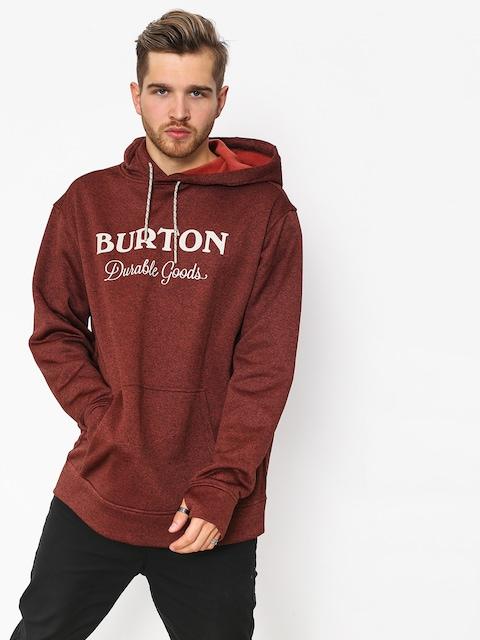 Burton Hoodie Oak HD (bitters heather)