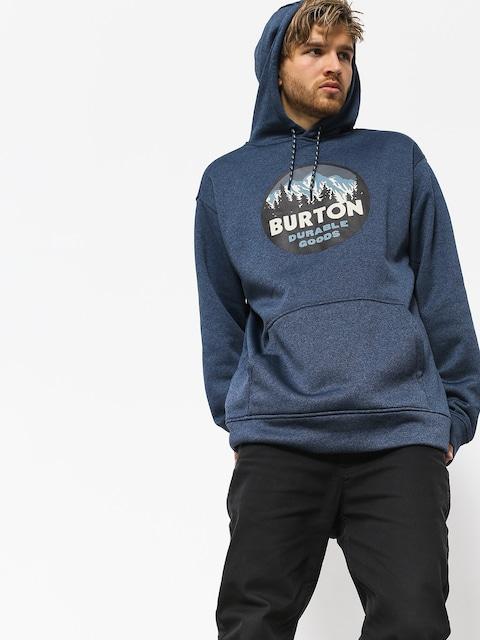 Burton Hoodie Oak HD (mood indigo heather)