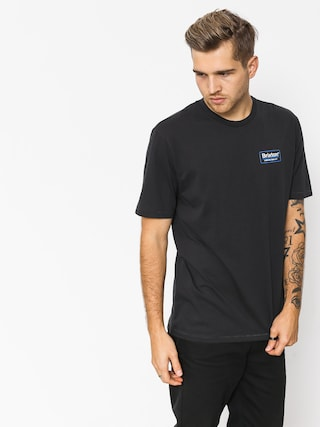 Brixton Palmer Prem T-shirt (washed black)