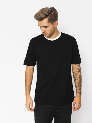 Brixton B Shield Prt T-shirt (black/off white)