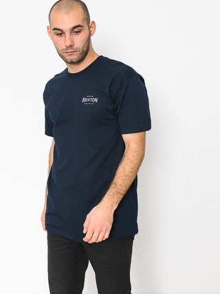 Brixton T-shirt Cinema Stt (navy)