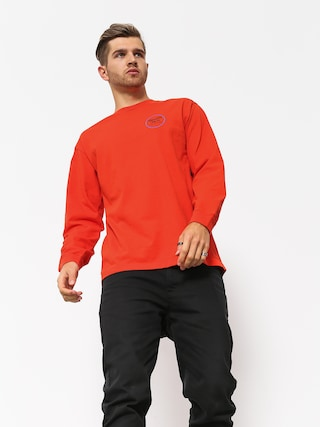 Brixton Wheeler II Stt Longsleeve (orange)