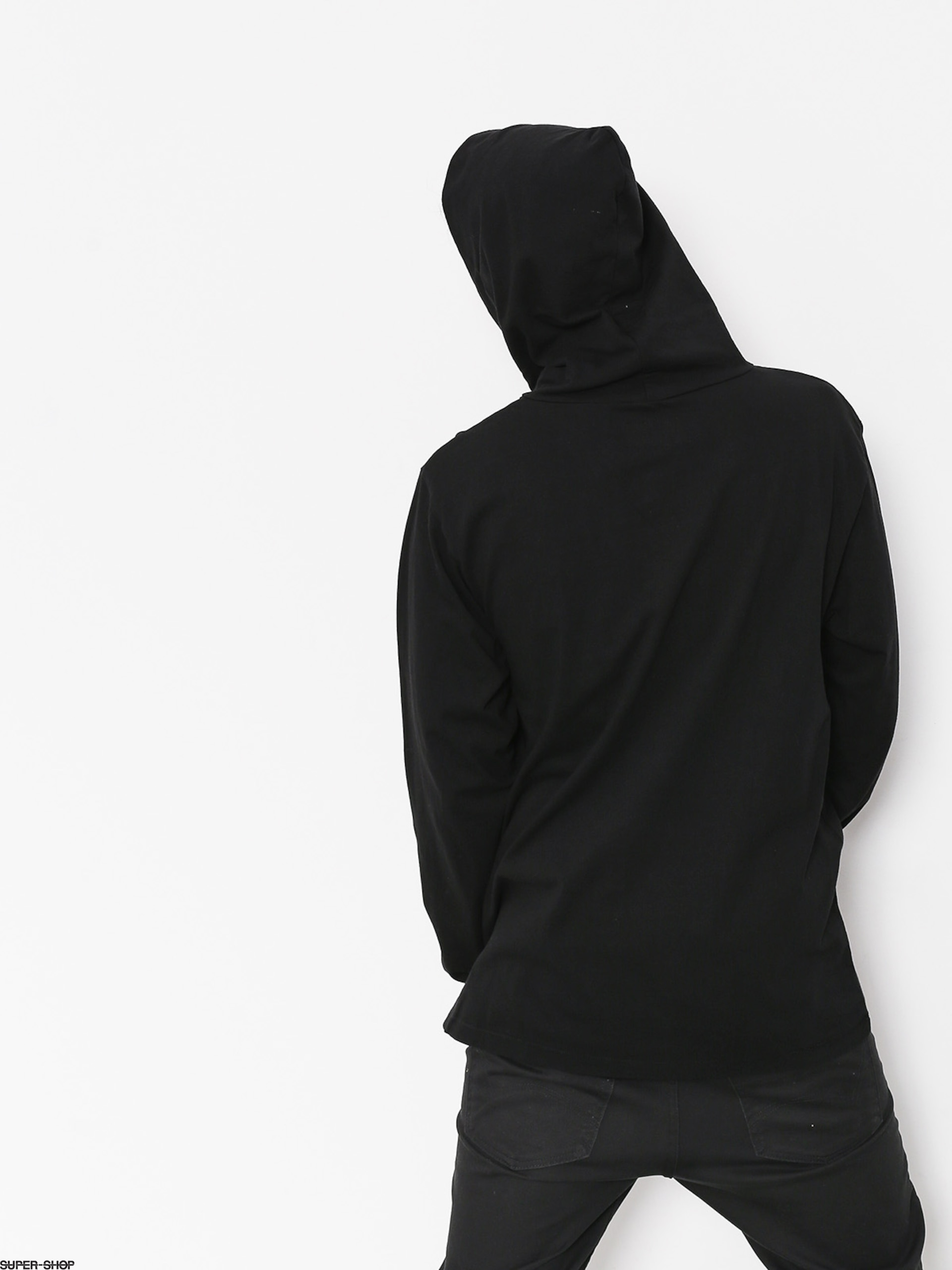 Brixton Ramsey Sv II HD Hoodie (black) b8359dae597