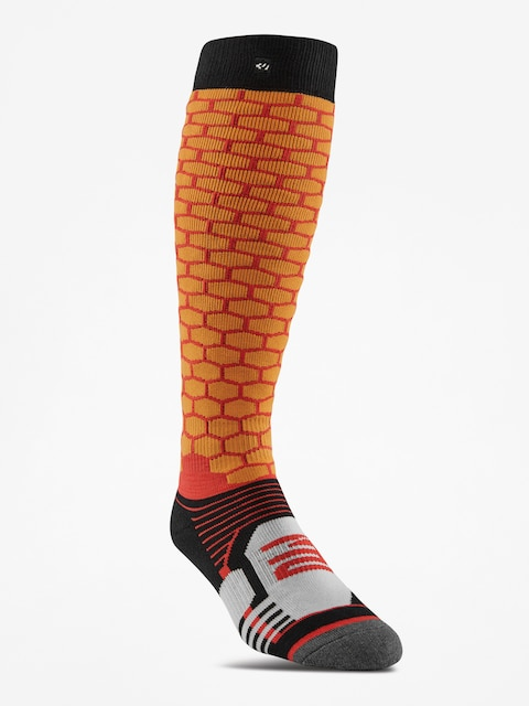 ThirtyTwo Elite Asi Socks (orange)