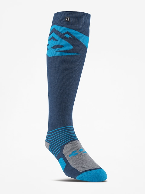 ThirtyTwo Corp Graphic Socks (indigo)