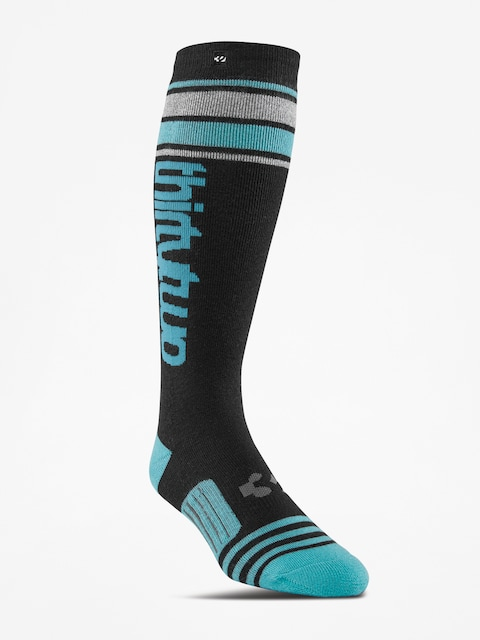 ThirtyTwo Stripe Graphic Socks Wmn (black)