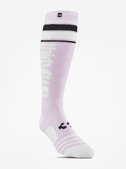 ThirtyTwo Stripe Graphic Socks Wmn (pastel)