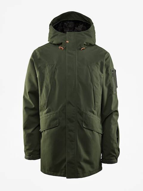ThirtyTwo Deep Creek Snowboardjacke (military)